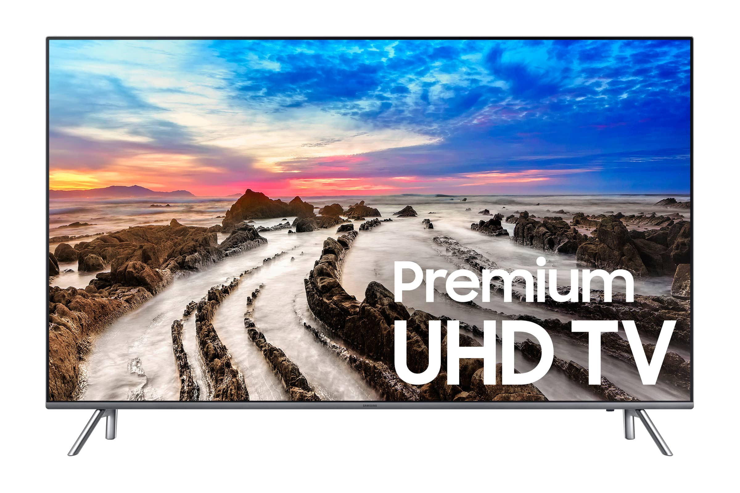 "Refurbished Samsung 55"" Class 4K (2160P) Smart LED TV ($499.99)"