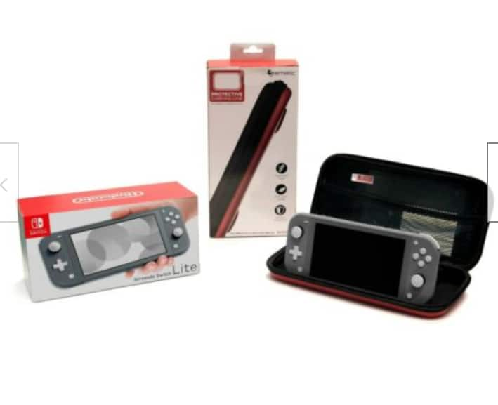 Proximitystore via Ebay: Nintendo Switch Lite with Protective Case (Available in 3 Colors) for $204.99. Free Shipping.