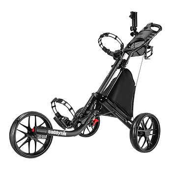 Caddytek EZ fold 3-wheel golf push cart $99.99 Costco.com