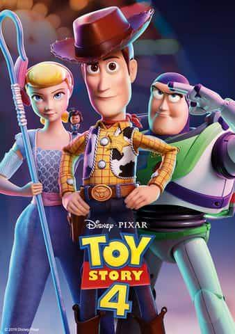 Toy Story 4 Digital HD Google Play $6.76