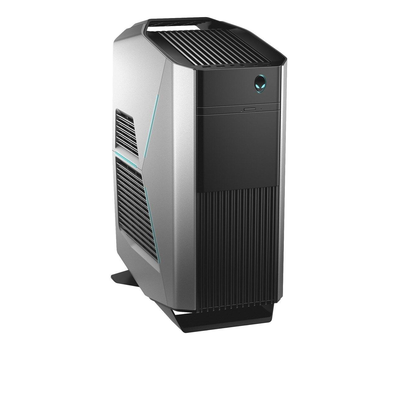 Alienware aurora r8 gaming desktop intel i7 9700k nvidia rtx 2080 Super 1T ssd 16gb ram - $1550 (+ $465 in points)