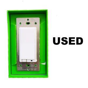 Zooz Z-wave Plus Dimmer Light Switch ZEN22 (Used) $13.95