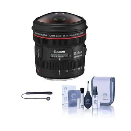 Up to 20% Off Canon Lens from Adorama $600 savings