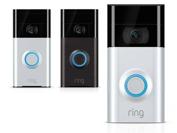 (USED) Ring Doorbell Original ($49.99) & Ring Door Bell 2 ($79.99) WOOT!