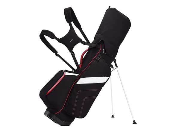 (WOOT) Amazon Basics Golf Crossover Stand Bag ($50) (CCC low $81)