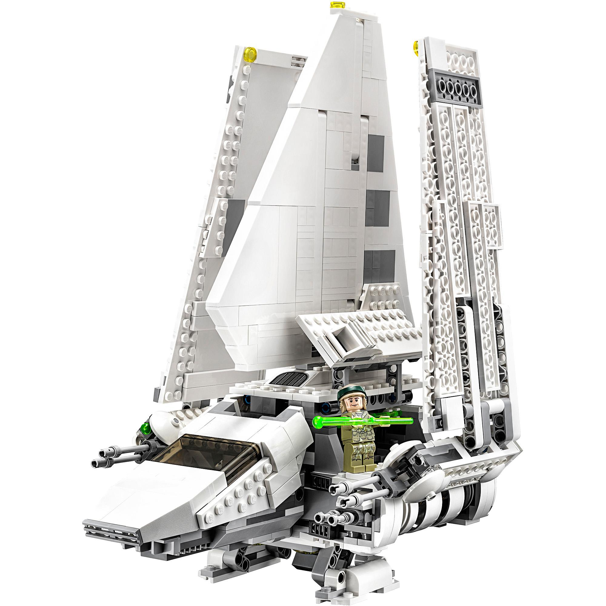 LEGO Imperial Shuttle Tydirium 75094 $79.99 FS, Double VIP Points (159), Free Bonus Minifigure and Poster - Shop.Lego.Com