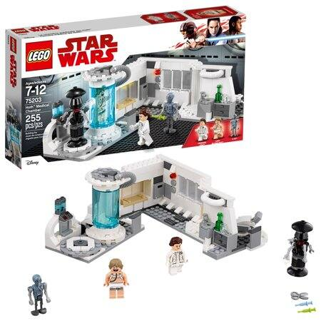LEGO Star Wars 75203 Hoth Medical Chamber $19.99 Walmart 33% off