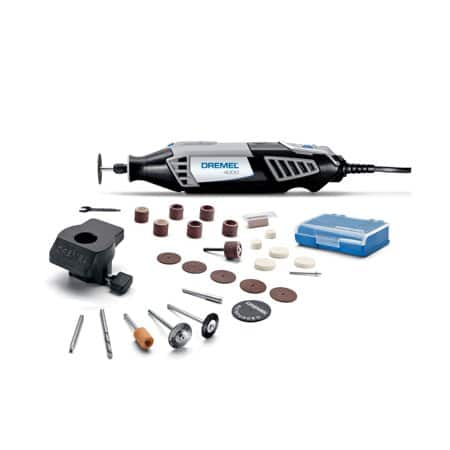 Dremel 4000-1/26 Corded Variable Speed Rotary Tool with 26 Accessories and 1 Attachment $49 @ Walmart YMMV