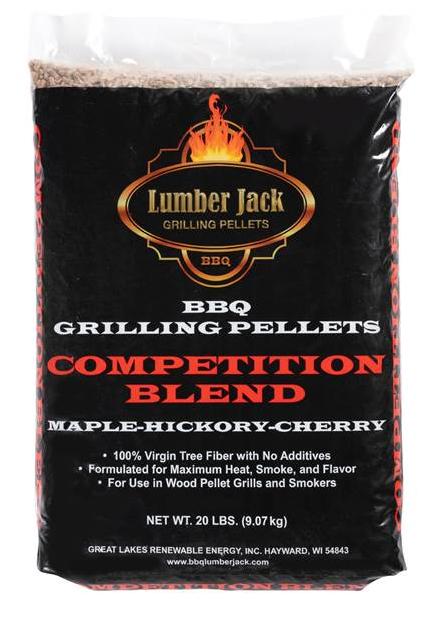 20lb Lumberjack Hardwood Smoker Pellets $9.99, BOGO 50% Off ($14.98 for 2), Free Store Pickup - Blain's Farm and Fleet