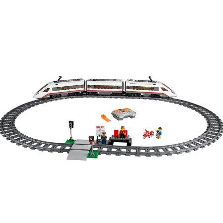 [Walmart] LEGO City Trains High-speed Passenger Train 60051 22% off $117.19