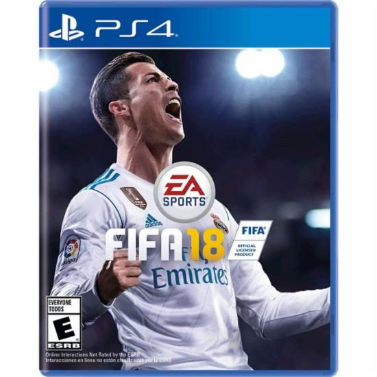 Fifa 18 ps4 ccu $23.99 with GCU