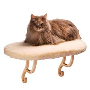 K&H Pet Products Kitty Sill $16 @ Amazon