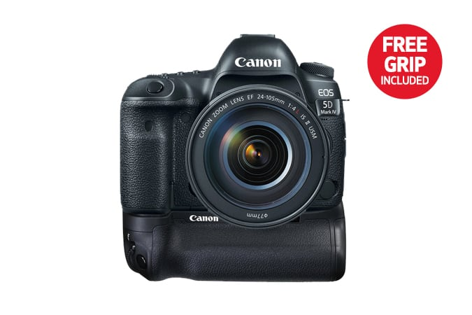 Canon: Black Friday in July Sale: Save up to $460 on select refurbished cameras and lenses