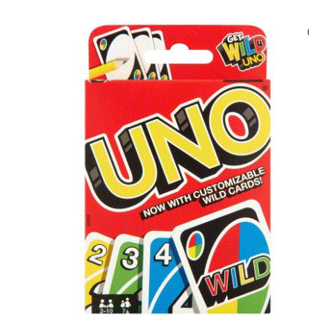 Walmart- UNO Card Game - $4.99