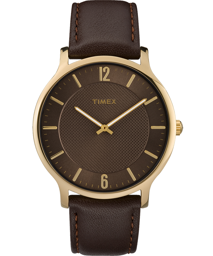 Timex- Metropolitan 40mm Leather Watch $29.60 & More- 70% off Select Watches + Free Shipping $29.59