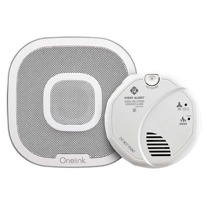 First Alert Onelink Safe and Sound Bundle $99.99
