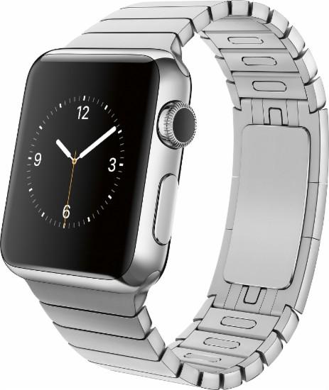 Apple Watch (first-generation) 38mm Stainless Steel Case - Link Bracelet -$249.00