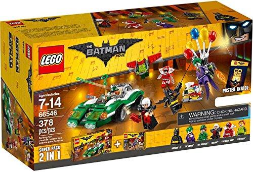 LEGO Batman Movie Super Pack 66546 (378 Piece) $22.04 at Walmart