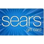 $75 Staples Gift Card for only $60 / $100 sears GC for $85 - Email delivery