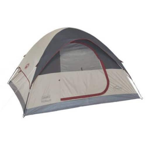 Coleman 6-Person Traditional Camping Tent - $20 - YMMV - Walmart