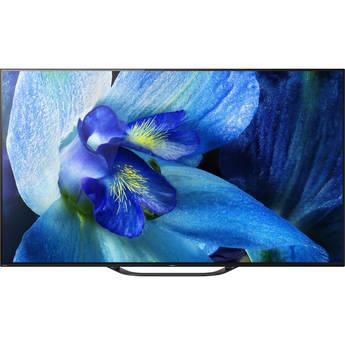 "Sony A8G 65"" Class HDR 4K UHD Smart OLED TV (2019) - $1999.00"