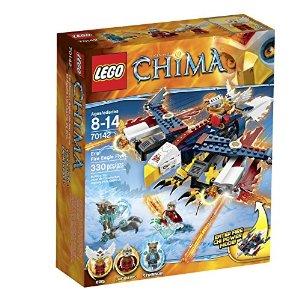 [Toysrus] LEGO Legends of Chima Eris Fire Eagle Flyer (70142) $14.69