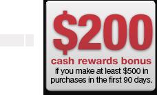 NEW: Bank of America Cash Rewards $200 Cash Signup Bonus (similar to BOA MLB card)