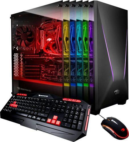 Intel i7 8700k |NVIDIA GeForce GTX 1080 |1TB HDD + 240GB SDD |iBUYPOWER ( FREE The Crew 2 Bundle ) $1550