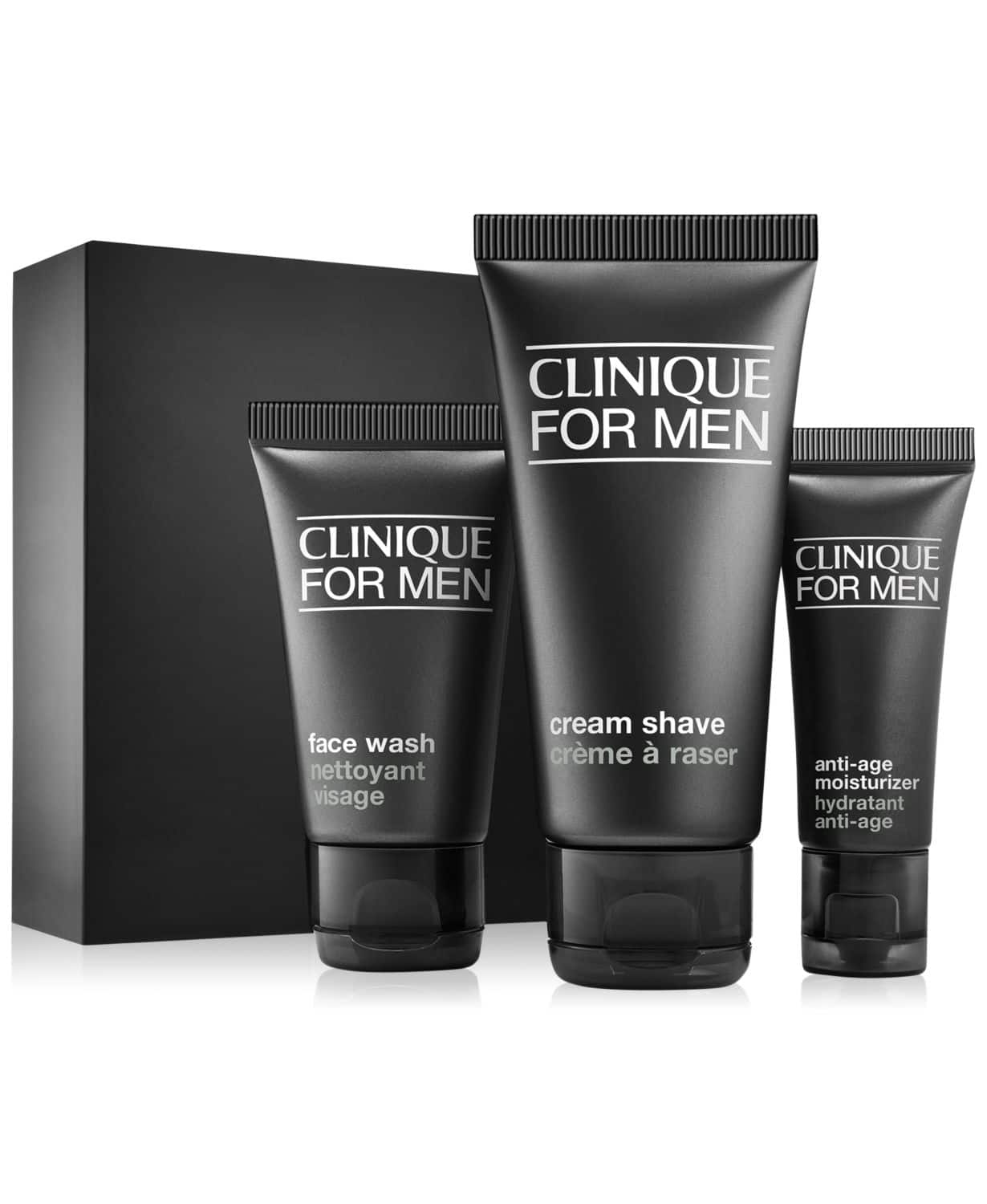 3-Pc. Clinique For Men Daily Age Repair Starter Set - $12.33