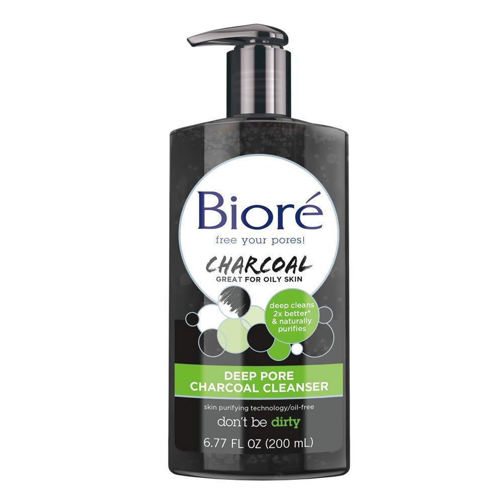 6.77oz Bioré Deep Pore Charcoal Daily Face Wash - $5.05 with S&S