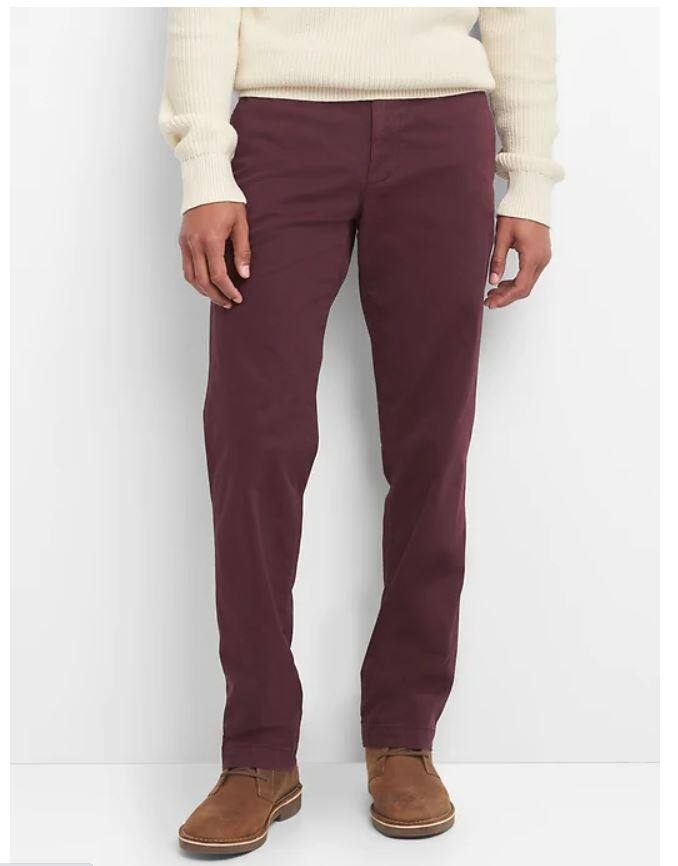 Vintage Khakis in Straight Fit with GapFlex - $11.24