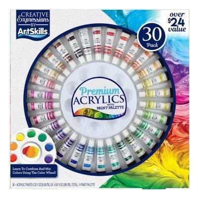 Sams Club Members: ArtSkills 30-Piece Premium Acrylic Paint Set - $8.98 + Free Store Pickup