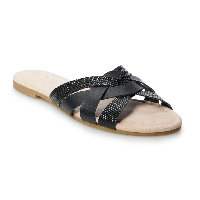Sandals: Men's, Women's and Kids @ Kohl's - $7.99 & more + Free Store Pickup