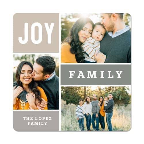 3-Count Shutterfly Personalized Photo Magnets (Various Styles) - $0.45 + Free S/H