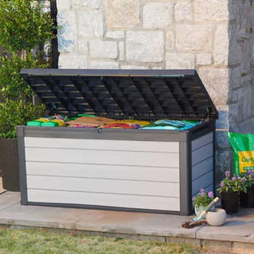 Costco: Keter 150-gallon Deck Box $99.99 (In-store only, YMMV)