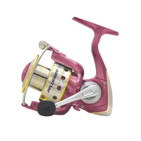 Pflueger Lady President Spinning Reel $25 +tax free ship today