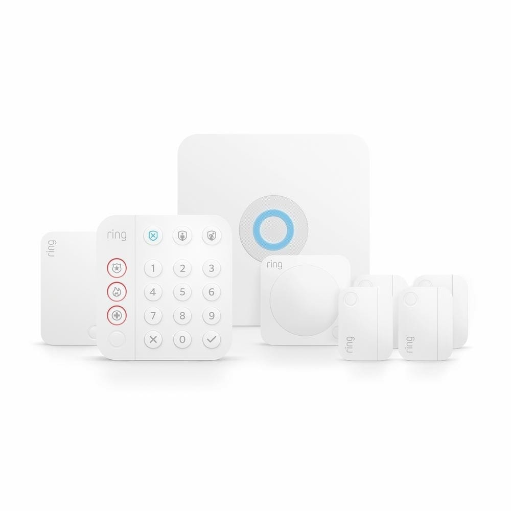 Ring Wireless Alarm Home Security Kit, (8-Piece) (2nd Gen) $149.99 YMMV in-store - $149.99