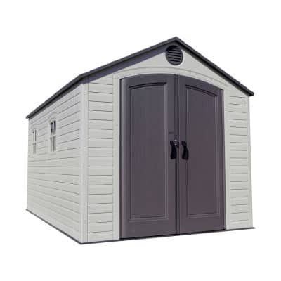 Lifetime Brighton 8' x 15' Storage Shed $999 after $400 off