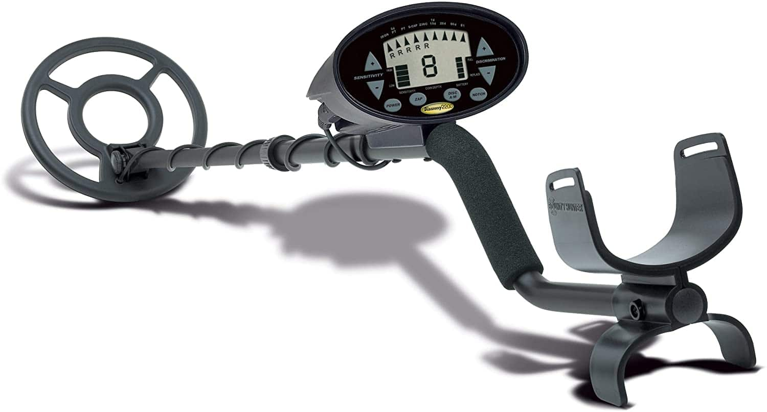 Bounty Hunter DISC22 Discovery 2200 Metal Detector for $96.99