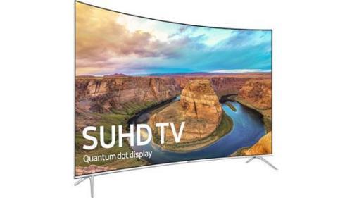 "Samsung UN55KS8500 55"" Curved LED Smart TV - $949 + FS"