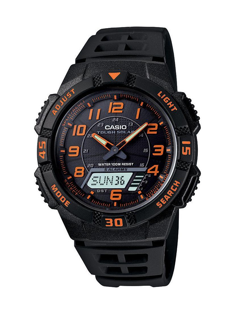 OOS: Casio Men's Solar Watch @Sears $19.98 + free store pickup