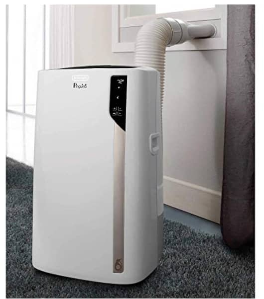 Delonghi Pinguino 4 in 1 portable AC with Heat pump further price reduction! 500 sq ft 12,500 btu  Update Now $198!  shipped $33 extended warranty available