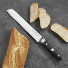 "KitchenAid Professional Series 8"" Scalloped Bread Knife closeout $15.99 at KitchenAid.com free sh"