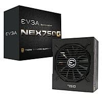 Newegg Deal: EVGA PSU 80 PLUS GOLD 750 W 10 yr Warranty Fully Modular $59.99 AR