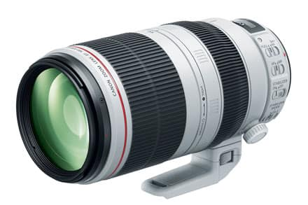 Canon Summer Black Friday Sale; good deals on refurb lenses