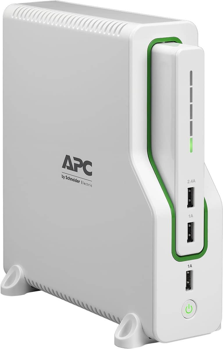 APC Back-UPS Connect 50 2-Outlet Uninterruptible Power Supply (BGE50ML) $36.86 + Free Shipping