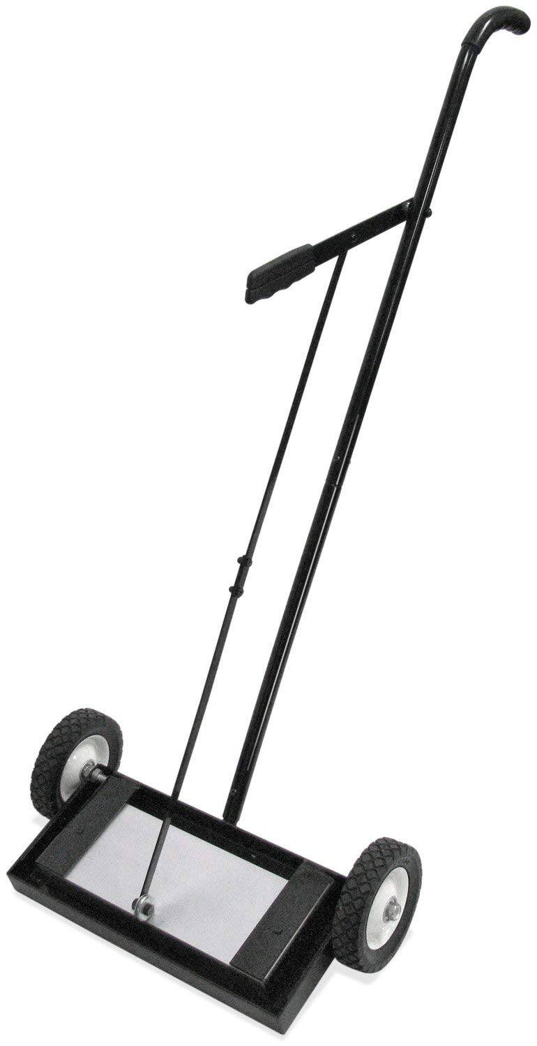 """Magnetic Sweeper Heavy Duty Push-Type with Release, 14"""" Sweeping Width, 1 each $79.99 + Free Shipping"""