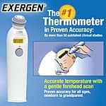 Exergen Temporal Artery Thermometer $5.99 AR Free Shipping @ Costco.com