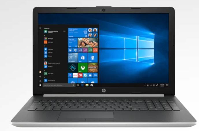 "HP 15.6"" diagonal HD touch display Core i7-8550U 8 GB memory + 16 GB Optane 1 TB HDD Windows 10 @HP $569.99"