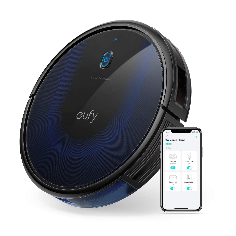 eufy [BoostIQ] RoboVac 15C eufy BoostIQ RoboVac 15C MAX 2000Pa Suction WiFi $200 FS $199.99